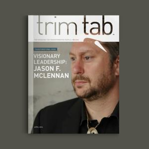 Trim Tab v.28 cover