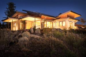 Desert Rain House in Oregon Earns First-ever Residential Living Building Certification