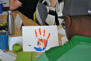 Footprints and Handprints on the Journey to Social Equity