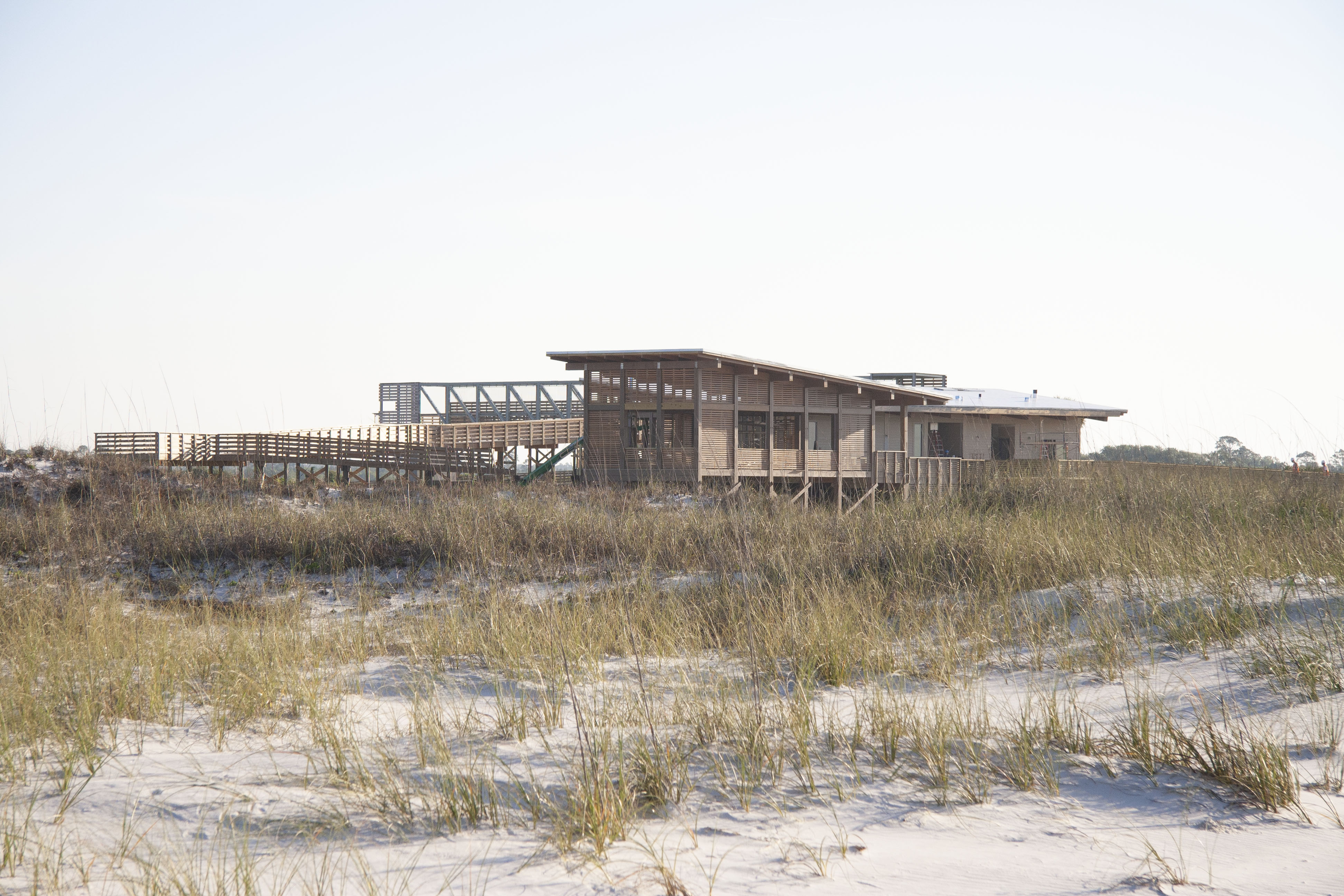 The Gulf State Park Interpretive Center: A Southern Success